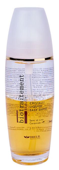 BRELIL PROFESSIONAL Блеск для волос Жидкие кристаллы / Biotraitement Beauty 125 мл