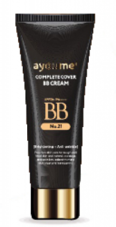 ВВ-Крем AYOUME COMPLETE COVER BB CREAM №21 20мл