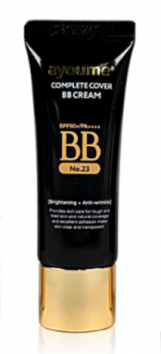 ВВ-Крем AYOUME COMPLETE COVER BB CREAM №23 20мл
