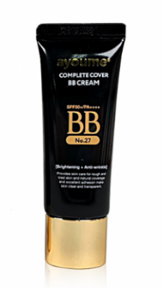 ВВ-Крем AYOUME COMPLETE COVER BB CREAM №27 20мл