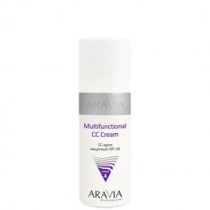 Aravia CC-крем защитный SPF-20 Multifunctional CC Cream send 02 150 мл Aravia professional