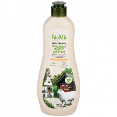 BIOMIO BIO-CLEANER Экологичное чистящее средство для кухни Апельсин 500мл
