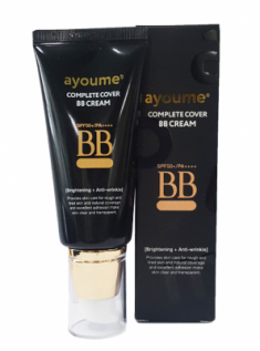 ВВ-крем AYOUME COMPLETE COVER BB CREAM №27 50мл