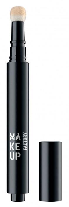 MAKE UP FACTORY Карандаш маскирующий, 15 светлый кремовый / Real Conceal 2,5 г