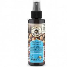Планета органика Organic Argana термозащитная сыворотка для укладки волос 150 мл Planeta Organica