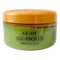 Guam Скраб с эфирными маслами дренажный 300мл