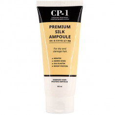 Esthetic House Несмываемая сыворотка для волос с протеинами шелка CP-1 premium silk ampoule 150мл