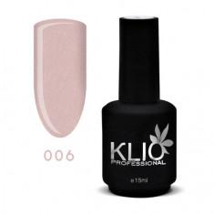 Klio Professional, Камуфлирующая база «Глиттер» №6