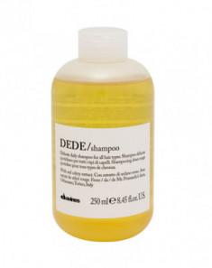 Шампунь для деликатного очищения волос Davines DEDE shampoo 250 мл