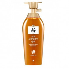 шампунь для глубокого питания волос ryo deep nutrition shampoo