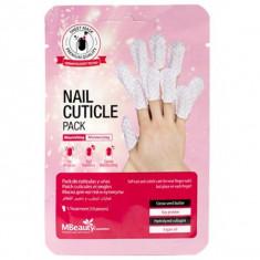 маска для ногтей и кутикулы mbeauty nail cuticle pack