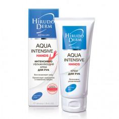 Hirudo Derm, Крем для рук Aqua Intensive, 60 мл