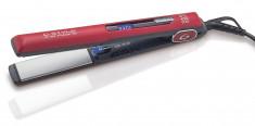 GA MA Щипцы G-STYLE титановое покрытие, ионизация, цифровой терморегулятор, розовые