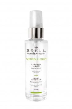 BRELIL PROFESSIONAL Кристаллы жидкие регенерирующего действия для волос / BIOTREATMENT 50 мл
