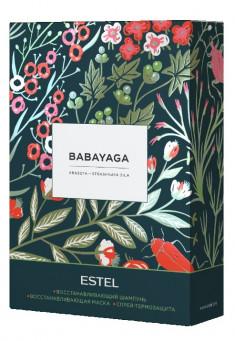 ESTEL PROFESSIONAL Набор для волос (шампунь 250 мл, маска 200 мл, термозащитный спрей 200 мл) / BABAYAGA