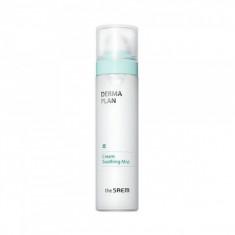 крем-спрей для чувствительной кожи the saem derma plan cream soothing mist