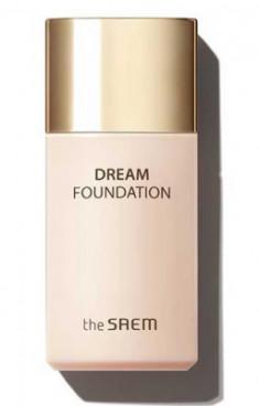 Тональная основа THE SAEM Dream Foundation N25 35г