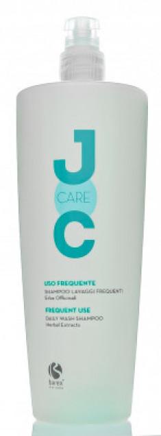 Шампунь для нормальных волос Белая Кувшинка и Крапива Barex JOC Care 1000мл