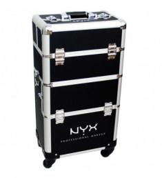 NYX PROFESSIONAL MAKEUP Мобильный кейс визажиста 4-х ярусный Makeup Artist Train Case - 4 Tier 05