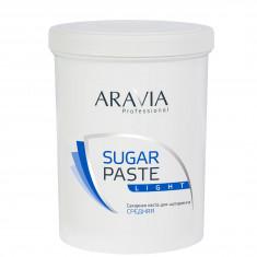 ARAVIA Паста сахарная для шугаринга Лёгкая 1500 г