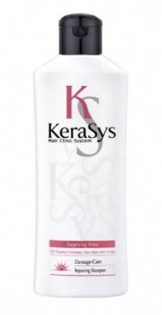 Шампунь восстанавливающий для поврежденных волос KeraSys 180 мл