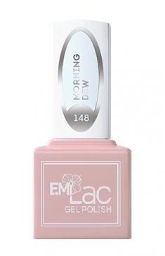 E.MI 148 WEC гель-лак для ногтей, Утренняя роса / E.MiLac 6 мл