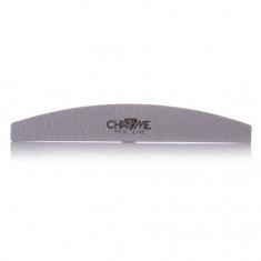 CHARME PRO LINE, Пилка полукруглая лодочка серая, 150/240
