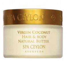 SPA CEYLON Масло натуральное для волос и тела Чистый кокос 100 г