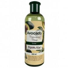 антивозрастной тонер с экстрактом авокадо farmstay avocado premium pore toner