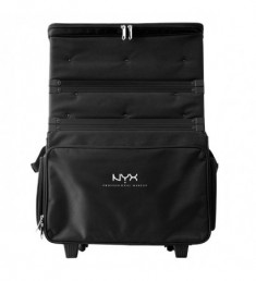 NYX PROFESSIONAL MAKEUP Мобильный кейс визажиста 3-х ярусный Makeup Artist Train Case - 3 Tier Stackable 06