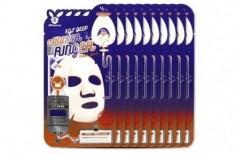 НАБОР Тканевых масок с Эпидермальным фактором Elizavecca EGF DEEP POWER Ringer mask pack 23мл*10шт