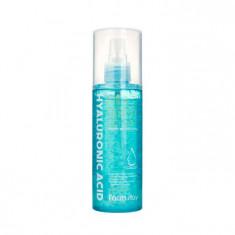 гель-спрей для лица с гиалуроновой кислотой farmstay hyaluronic acid multi aqua gel mist