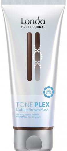 LONDA PROFESSIONAL Маска для волос Коричневый кофе / TONEPLEX 200 мл