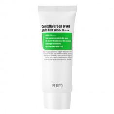 солнцезащитный крем purito centella green level safe sun