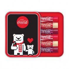 Lip Smacker, Набор для губ Coca-Cola Annual Tin-Pixel