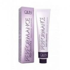 Ollin Professional Performance - Перманентная крем-краска для волос, 9-0 блондин, 60 мл.