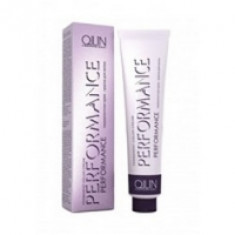 Ollin Professional Performance - Перманентная крем-краска для волос, 10-72 светлый блондин коричнево-фиолетовый, 60 мл.
