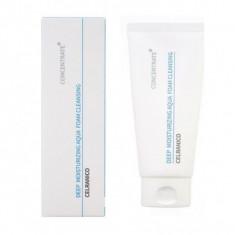 интенсивно увлажняющая пенка для умывания celranico deep moisturizing aqua foam cleansing