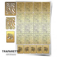 Trafaretto, Трафареты «Зебра»