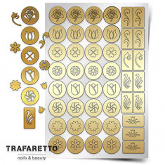 Trafaretto, Трафареты «Цветочный микс»