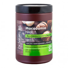 Dr. Sante, Маска для волос Macadamia, 1000 мл