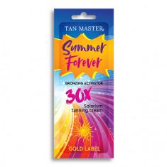 Tan Master, Крем для загара в солярии Summer Forever, 15 мл