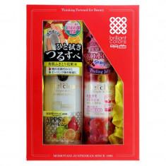 """подарочный набор """"очищение и увлажнение"""" meishoku detclear moisture set"""