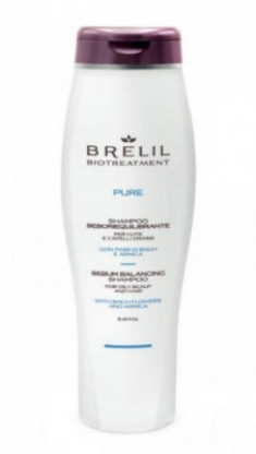 Шампунь против перхоти BRELIL BIOTREATMENT PURE ANTIDANDRUFF Shampoo 250 мл