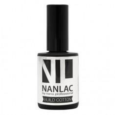 Nano Professional, База Build Cotton, 15 мл