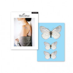 Miami Tattoos, Переводные тату White Butterfly