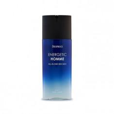 мужской многофункциональный лосьон deoproce energetic homme all-in-one skin milk