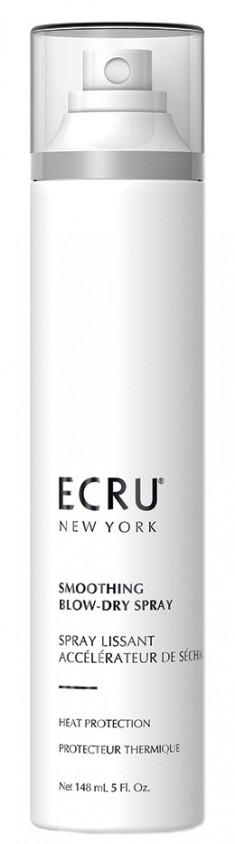 ECRU New York Спрей разглаживающий для укладки феном / Smoothing Blow Dry Spray 148 мл