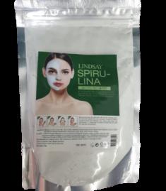 Альгинатная маска с водорослями Lindsay Spirulina Modeling Mask 240г