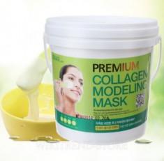 Альгинатная маска с коллагеном LINDSAY Premium collagen modeling mask pack 820г.